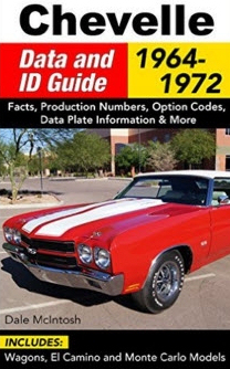 1964-1972 Chevelle Red Book